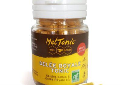 Meltonic 有機蜂皇漿及花粉賽後補充劑 (60粒) 價值$118